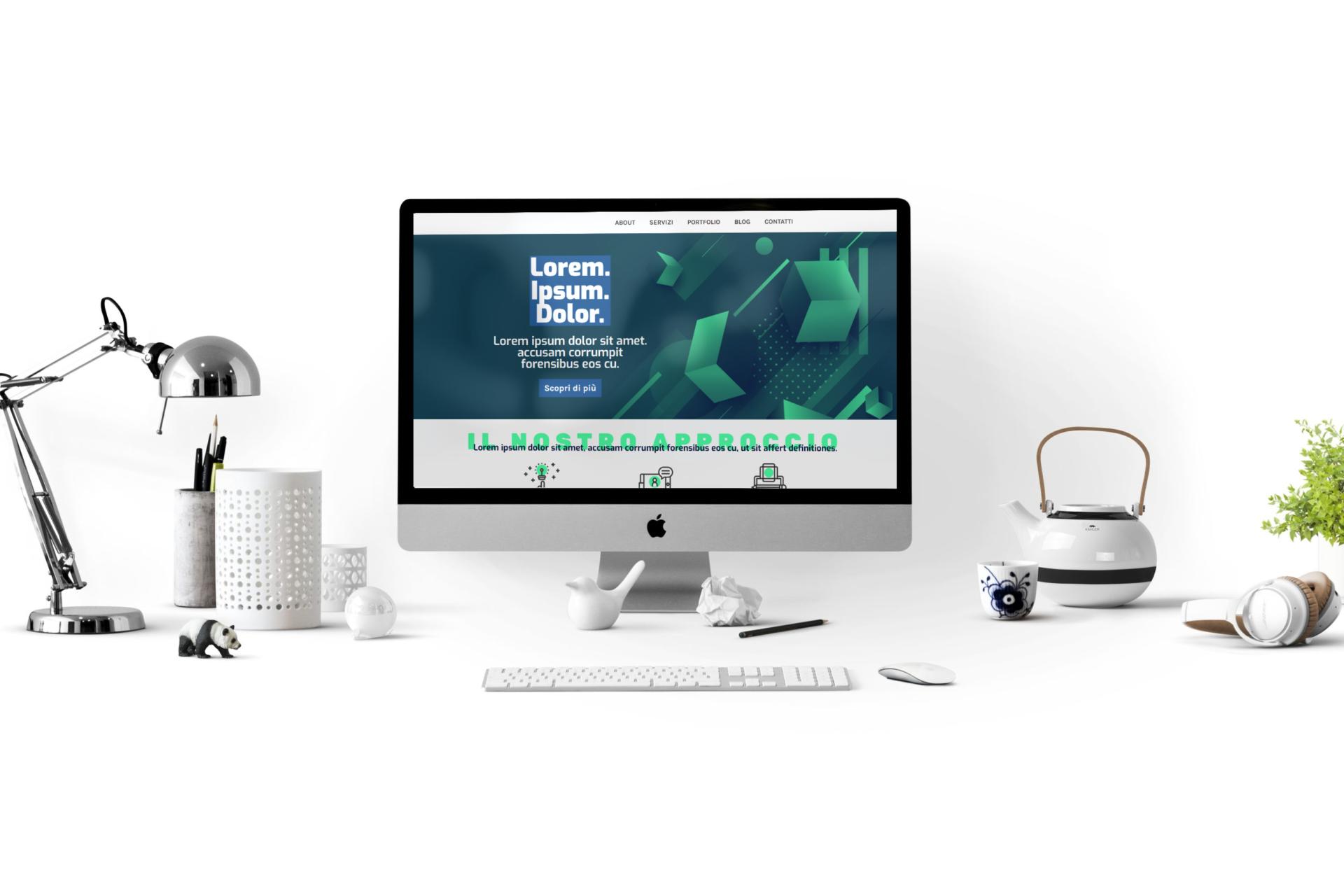 hi-tech homepage